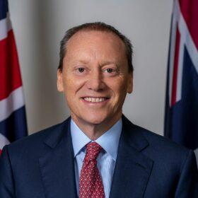 H.E Martyn Roper, O.B.E